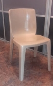 Housse pour chaise avec un Dossier Droit