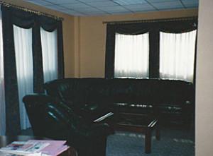 Le tissu dans votre déco Rideaux - C.Créations fenêtres