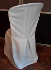 Housse pour Chaise de type Miami mariage
