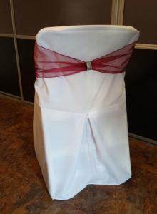 Pliante mariage Plastique