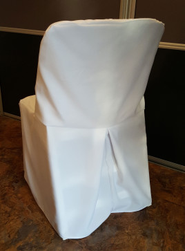 Housse pour Chaise Pliante Plastique mariage