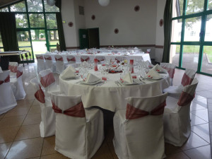 photos mariage Chaise
