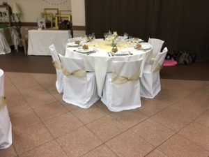 mariage Chaise